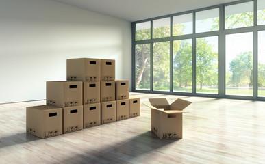 物件を退去する時も修繕費要やハウスクリーニング費用などが発生します。